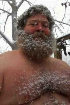 1.Snowbeard