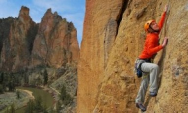 Climbing Bend
