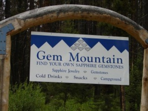Gem Mountain