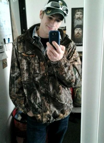 Redneck Selfie