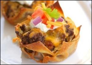 Taco Bowl Pic