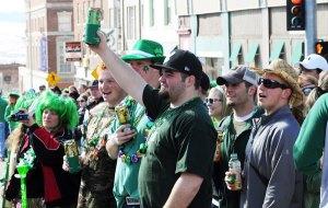 St. Patrick's Day Butte