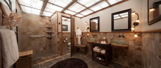 Camp Bathroom