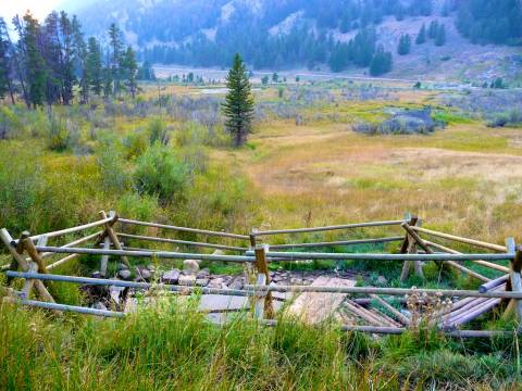 Upper Potosi Hot Springs