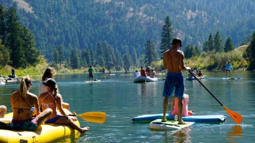 Float the Clark Fork