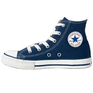 Blue Converse Chuck Tays