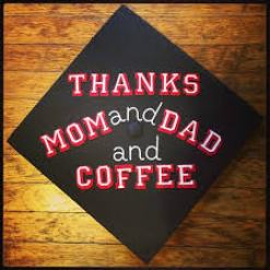 Thanks Mom And Dad And Coffee