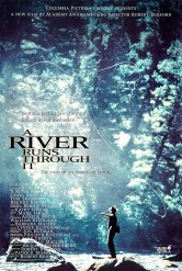 River Runs Through It Poster