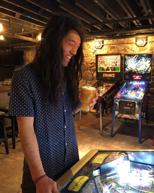 Arcade at GILD Brewing
