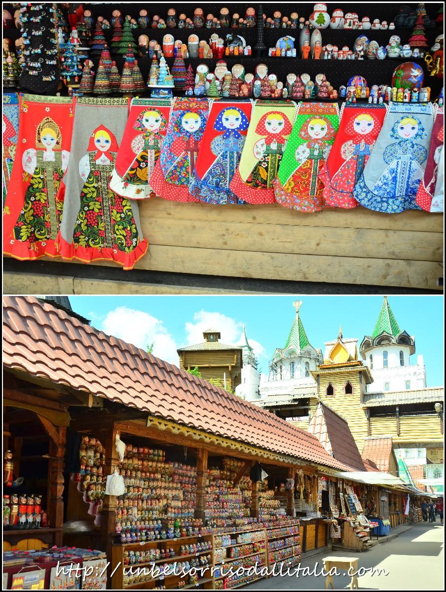 出走俄羅斯~莫斯科手信市集Izmailovsky Market伊茲麥洛夫藝術市集