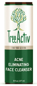 TreeActiv Acne Eliminating Face Cleanser