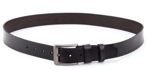 Shvigel Leather Men's Belt - Casual Jean & Dress Belt for Men - Gift Box
