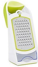 Core Kitchen 12199 3 In 1 Ergonomic Grater - LM LIME by Core Bamboo