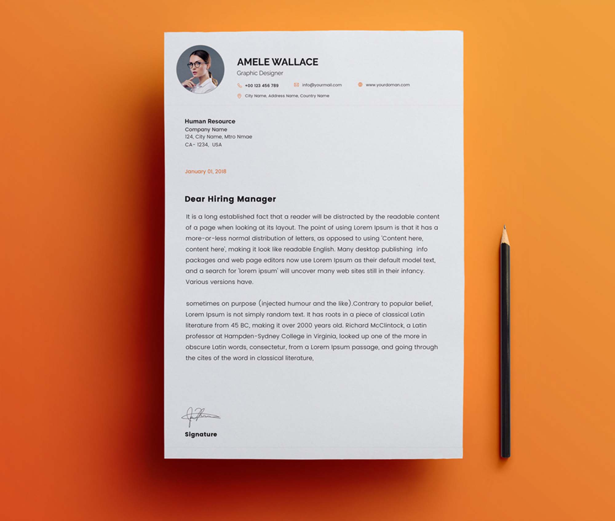 Online Graphic Designer Cover Letter Free Smart Resume Cv With Cover Letter