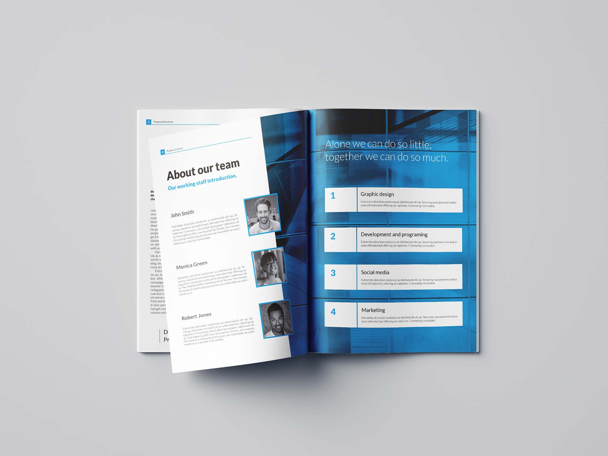 Are you looking to solicit bids from different contractors for a given project? Free Business Proposal Template Indesign