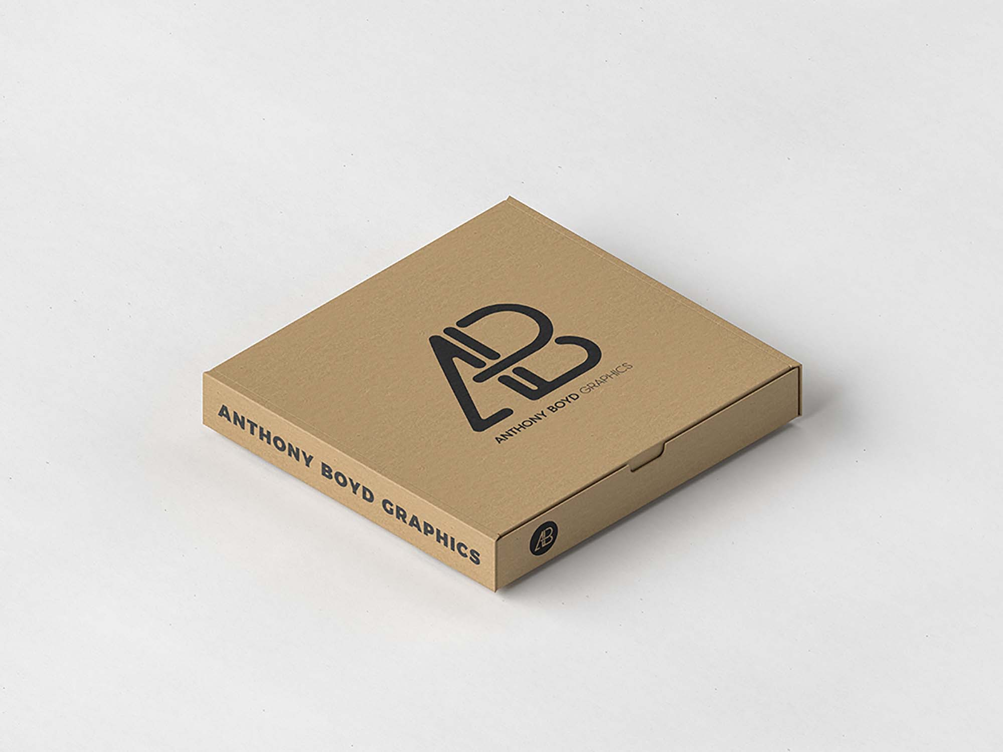 free pizza box packaging