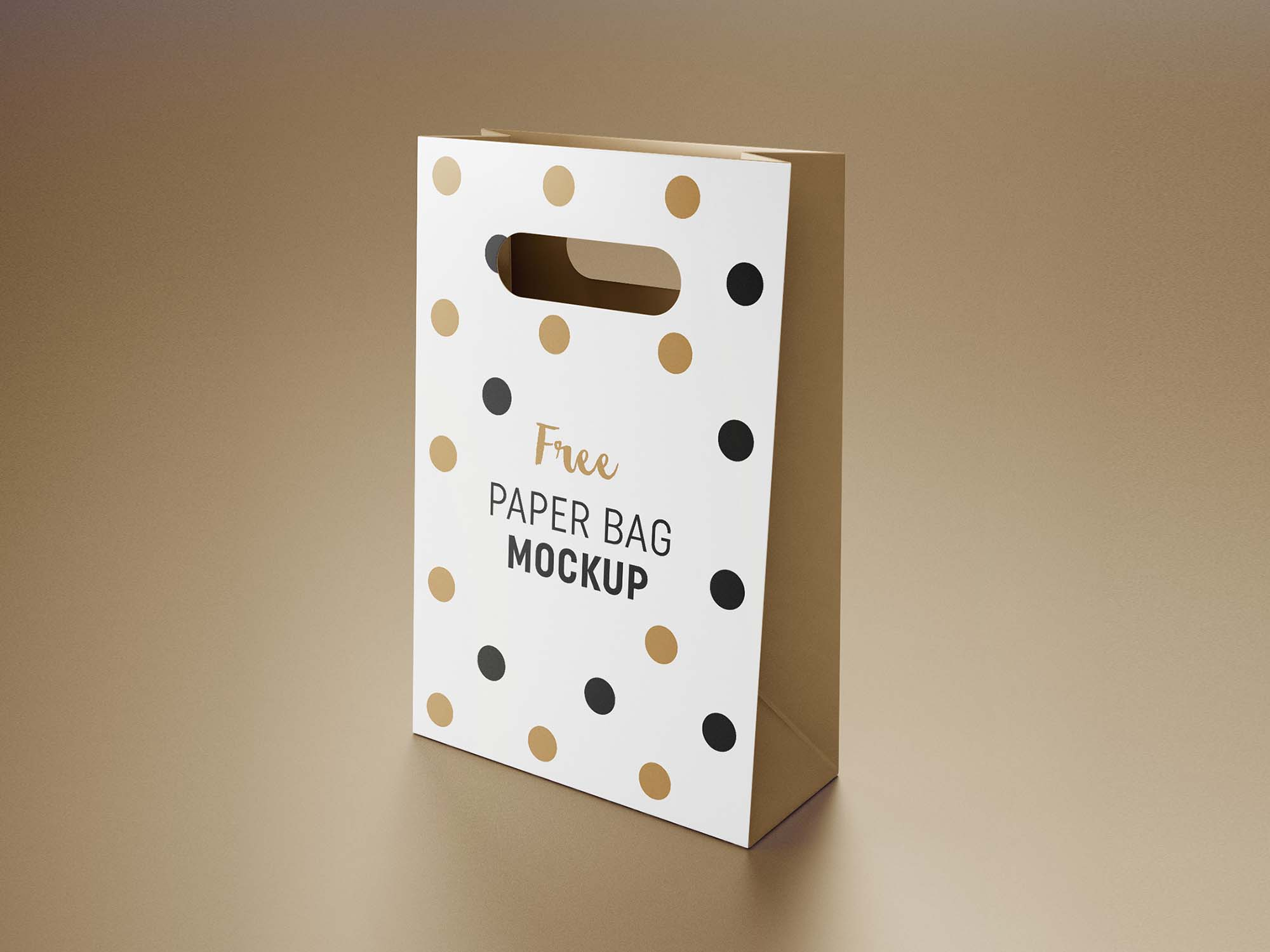 Nothing matches the feeling of excitingly unwrapping a gift set in front of you and finding an item that you ve had in mind for a while or that you ve accidentally mentioned. Free Gift Bag Mockup Psd