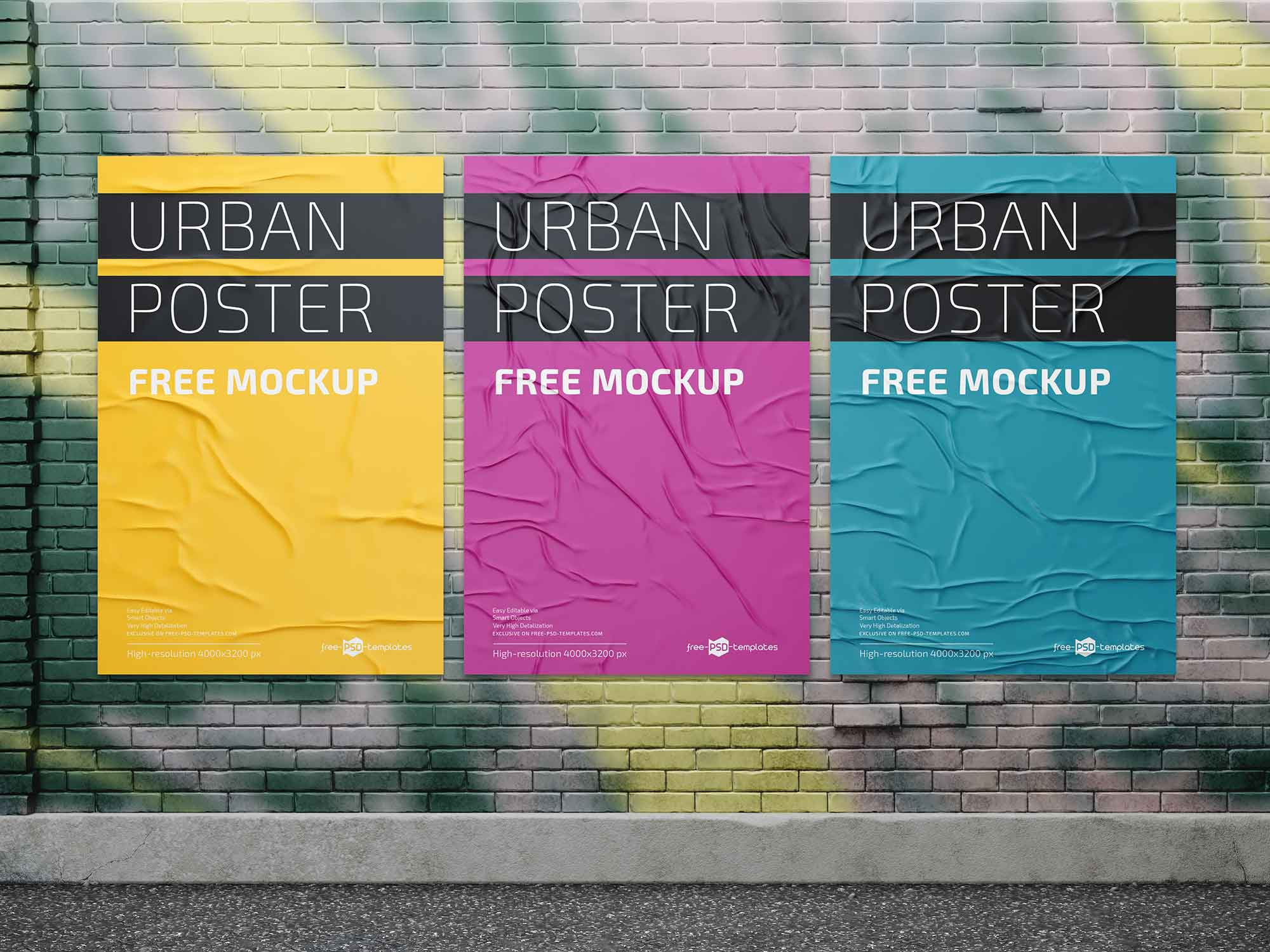 22+ unique urban fonts ttf and otf download march 16, 2021 Free Urban Posters Mockup Psd