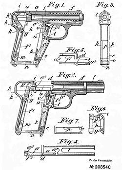 The Schwarzlose Pistol
