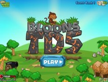 Bloons Tower Defense 5 or BTD5