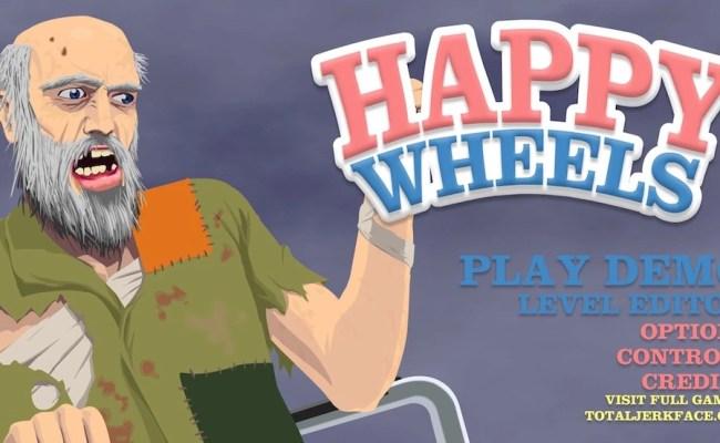 Play Happy Wheels 1 Demo Online Unblocked Games