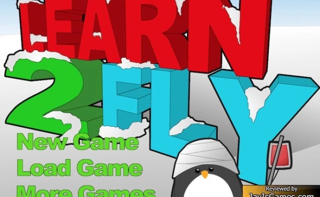Learn To Fly 2 Unblocked Games