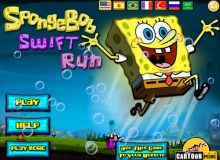 Spongebob Swift Run by Cartoon Mini