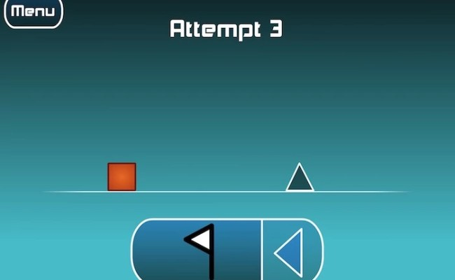 The Impossible Game Geometry Dash Unblocked Games