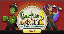 Cactus Mccoy 2 The Ruins Of Calavera