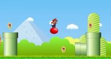 Bouncing Mario