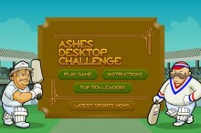 Ashes Desktop Cricket Challenge