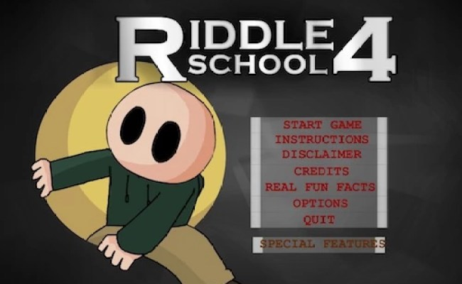 Riddle School 4 Unblocked Games