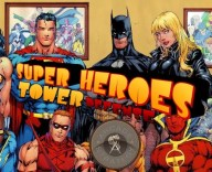 Superman Heroes Tower Defense