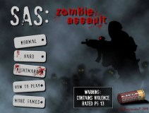 SAS Zombie Assault 1