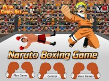 Naruto Boxing Championship