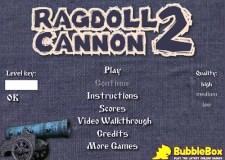 Ragdoll Cannon 2