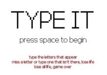 Type It
