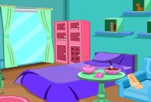 Escape from Smart Bedroom