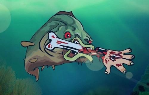 Killing Games Unblocked >> Feed Us 2: Help Pirhana to Kill - Unblocked Games