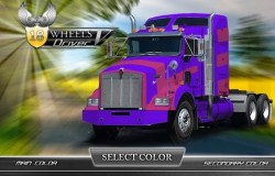 18 Wheels Driver 5