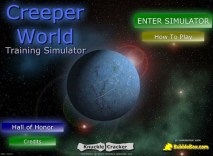 Creeper World Training Simulator