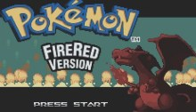 Pokemon Fire Red: The Mythic Legends (GBA)