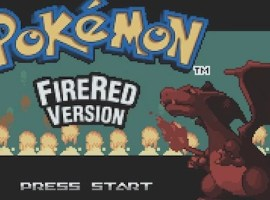 Pokemon Fire Red (U)(Squirrels)