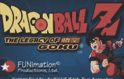Dragon Ball Z - The Legacy Of Goku (GBA)
