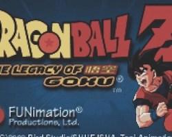 The Legacy Of Goku