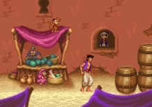 Aladdin Classic Version (SNES)