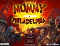 It's Always Mummy in the Philadelphia