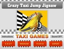 Crazy Taxi Jump Jigsaw
