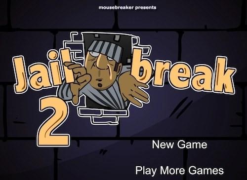 Play Jail Break 2 Online Escape Game Unblocked Games