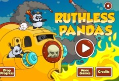 Ruthless Pandas (Shooting Game)